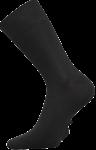Bunte Socken zum Anzug schwarz