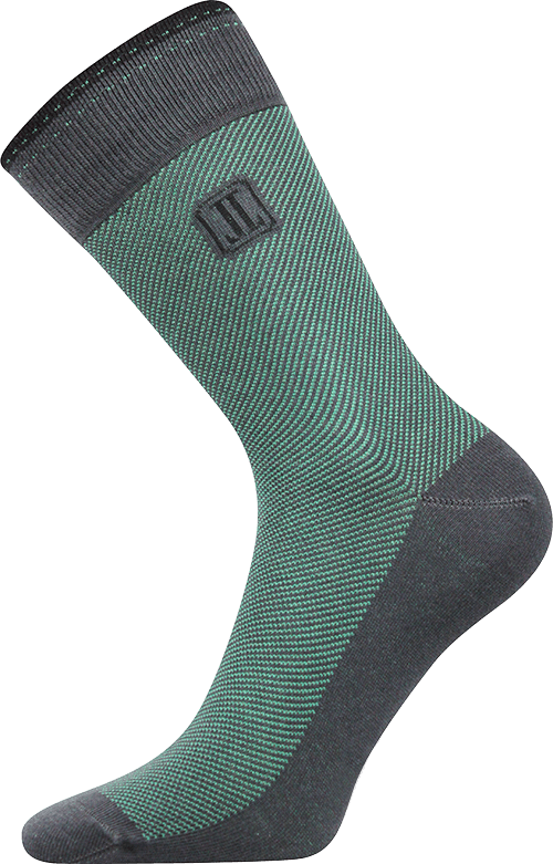 Elegante Socken für jeden Tag grun