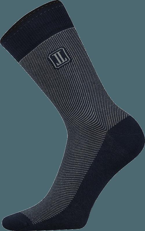 Elegante Socken für jeden Tag hellgrau