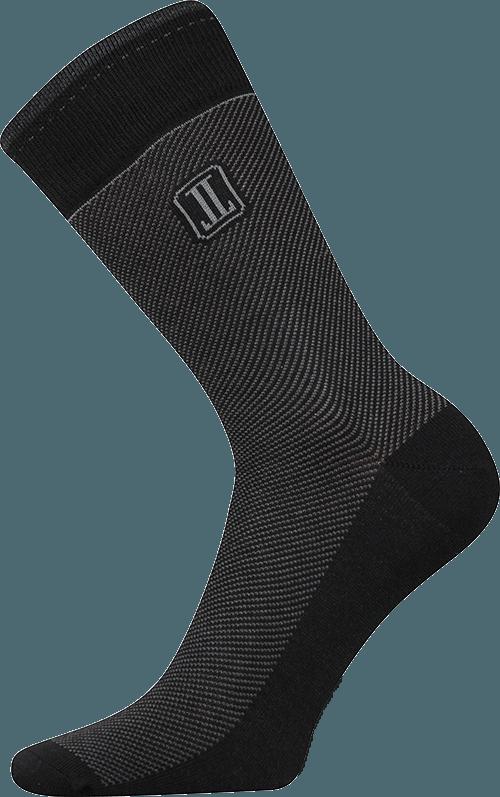 Elegante Socken für jeden Tag schwarz