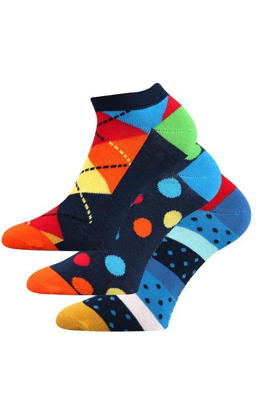 Neu Bunte Socken für Sommer 1