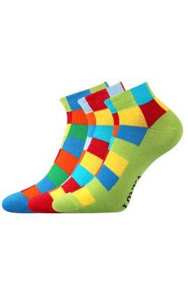 Neu Bunte Socken für Sommer 2
