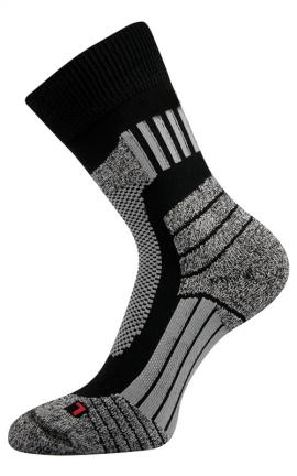 Socken für Skifahrer in den Alpen