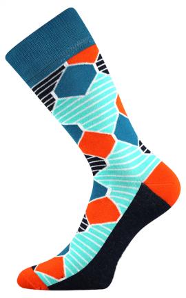 Bunte Socken für relax
