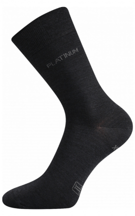 Business Socken aus Merino Wolle