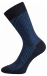 Business Socken zum Anzug Blau