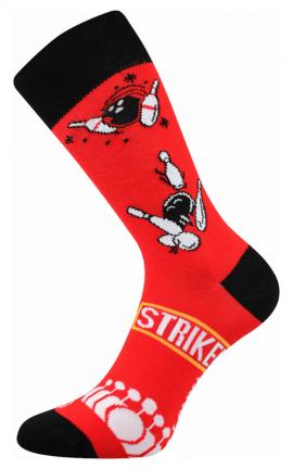 Bunte Socken Bowling