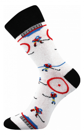Bunte Socken Eishockey in Wien