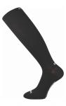 Kompress Socken für Lauf Schwarz