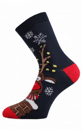 Socken Weihnachtsmotiv in Wien