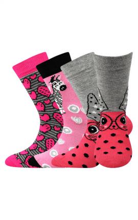Mädchen Anti-Rutsch-Socken